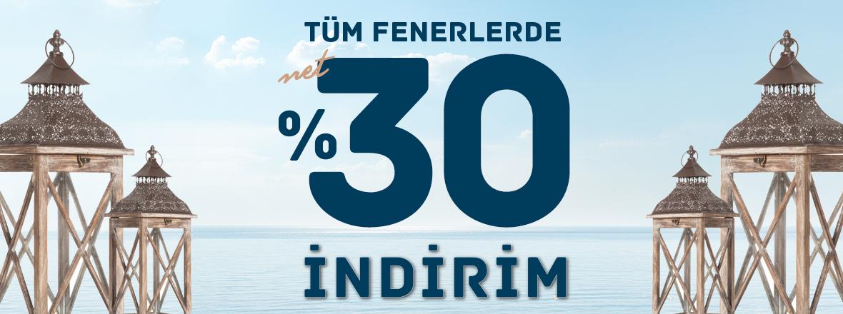 fenerde %30