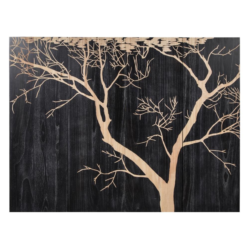 Kolay Ağaçlı Pano Yapımı