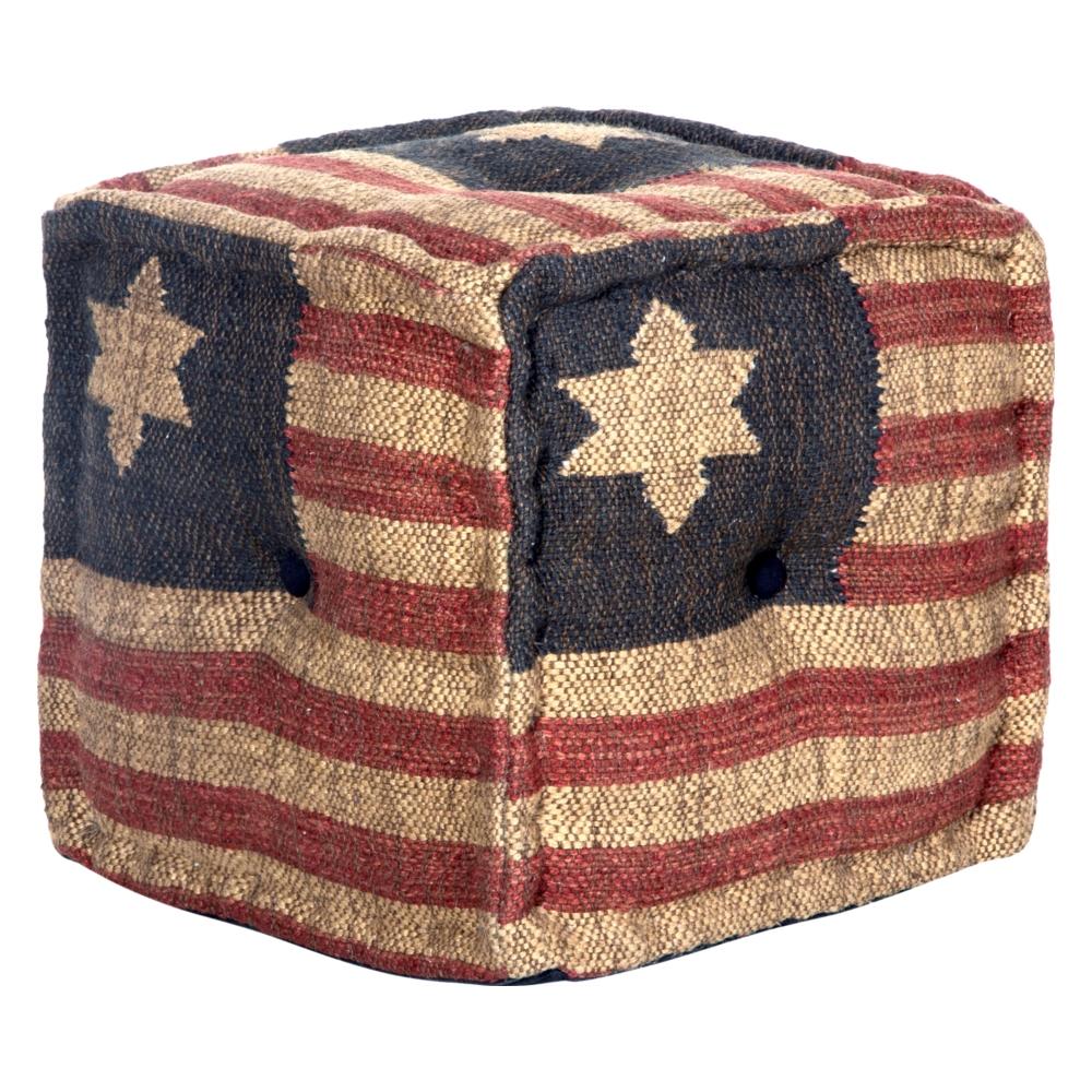 US FLAG PUF