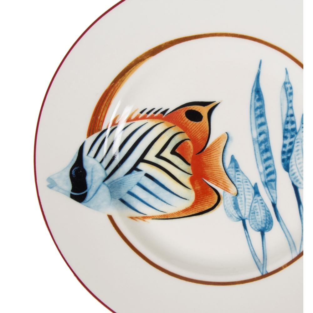 ZİKZAK FISH TATLI TABAĞI