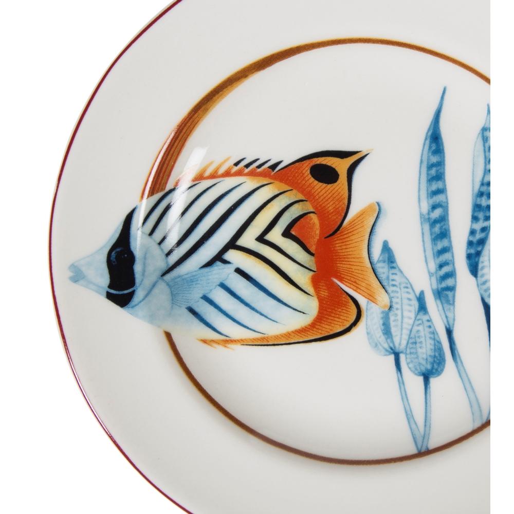 ZİKZAK FISH SERVİS TABAĞI