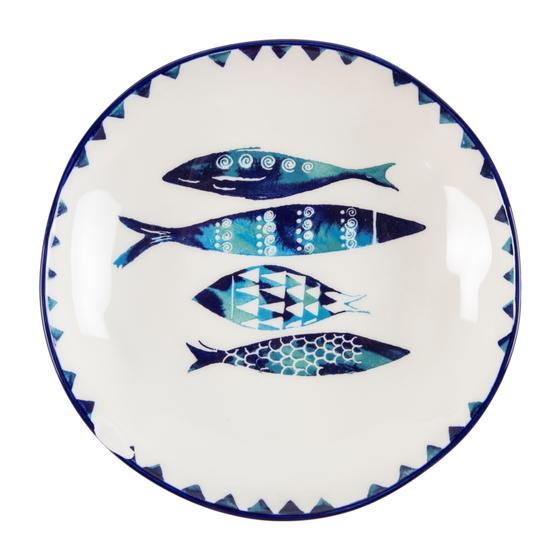 AQUA FISH ÇUKUR TABAK