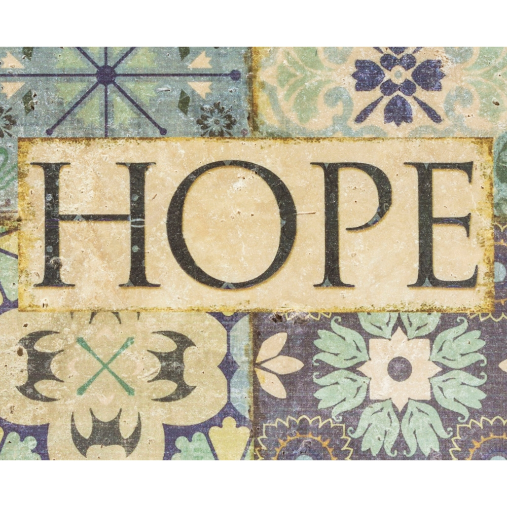 HOPE TAŞ PANO