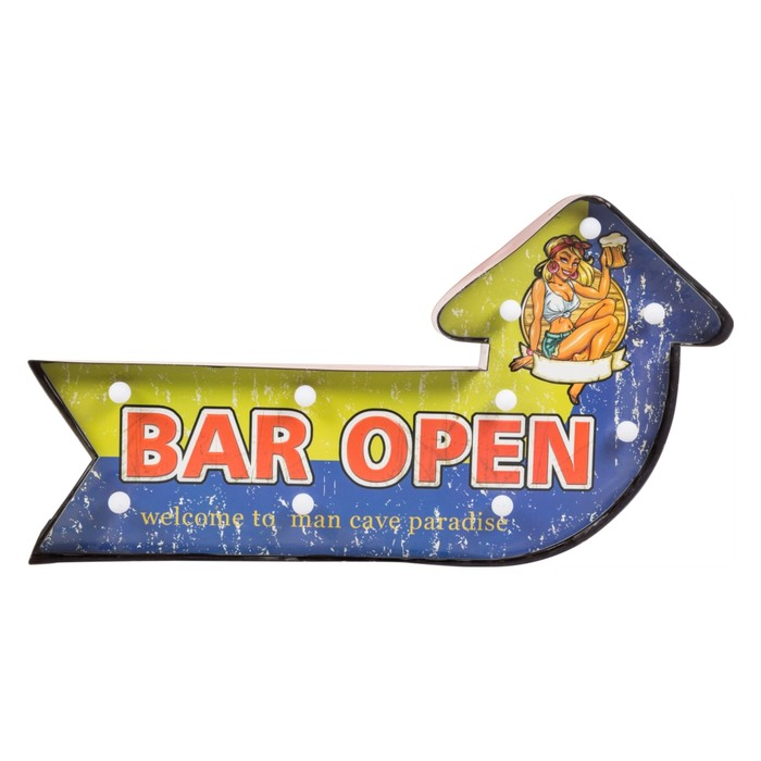 BAR OPEN PANO 62X33 CM