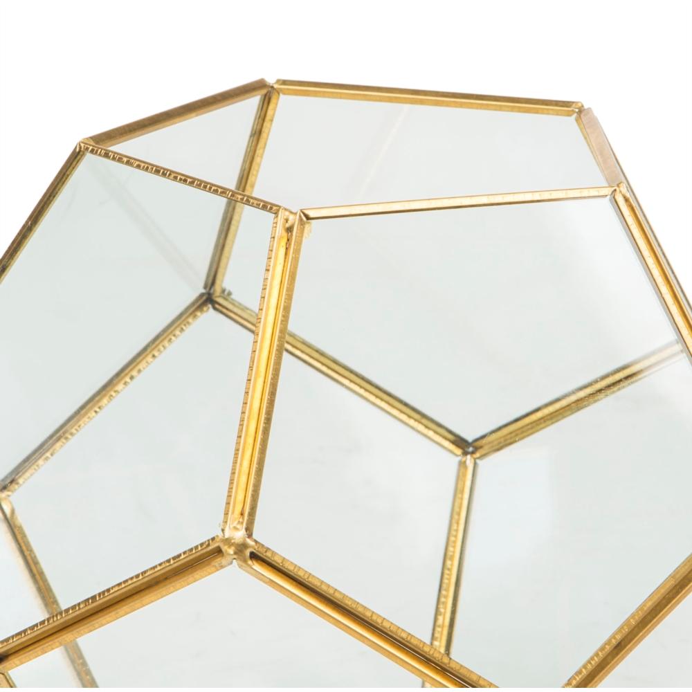 POLYGON TERARYUM FANUS GOLD 16 CM