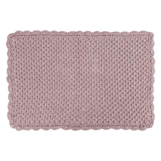 PASPAS KNITTED 60X100 CM LİLA