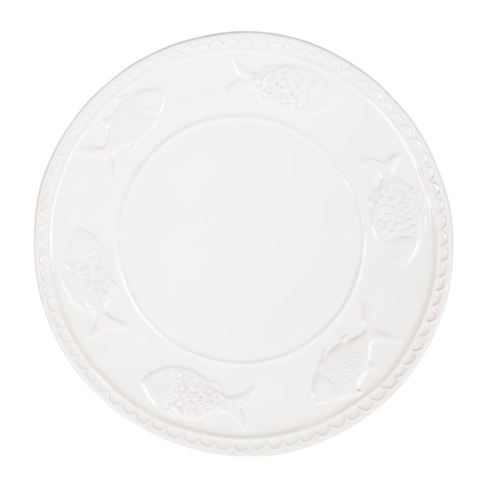 FISH DESIGN SERVİS TABAĞI - 30 CM