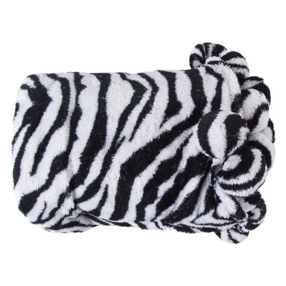 Zebra Throw 130X160 CM