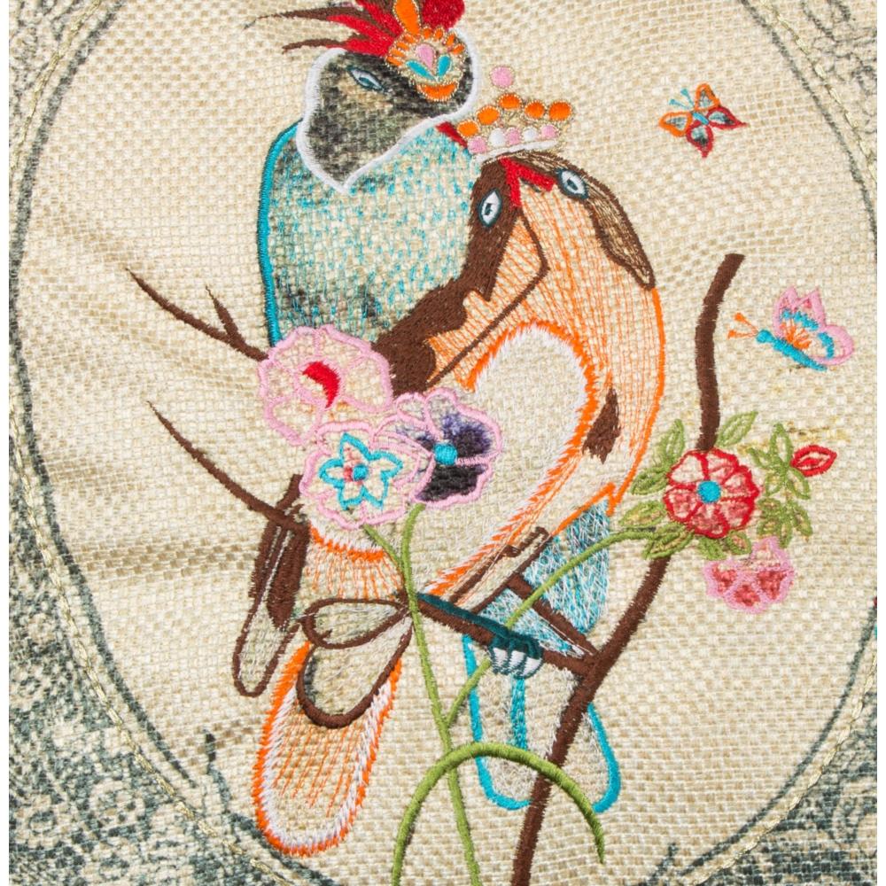 BIRDS IN POET KIRLENT