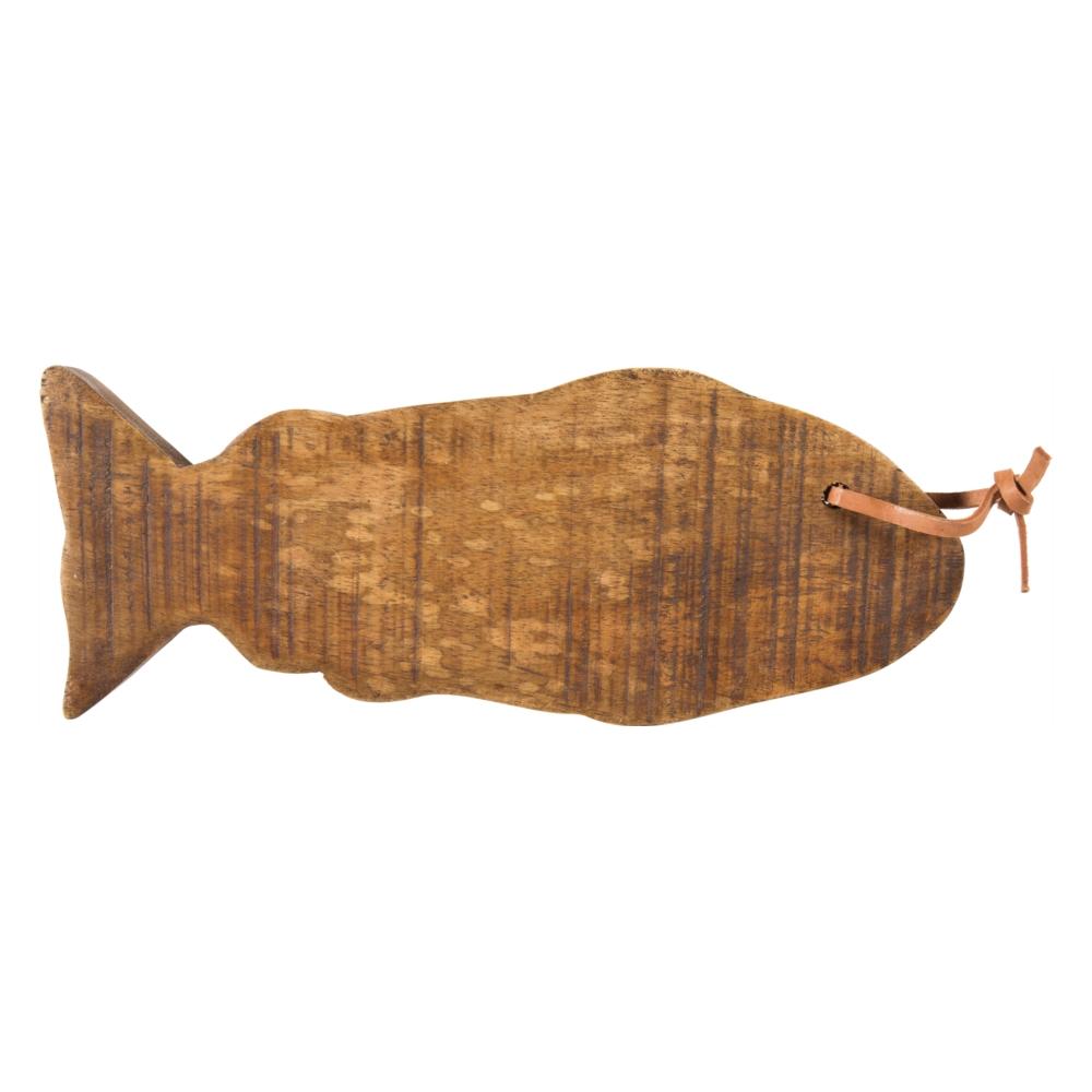 FISH SERVİS TAHTASI 32CM