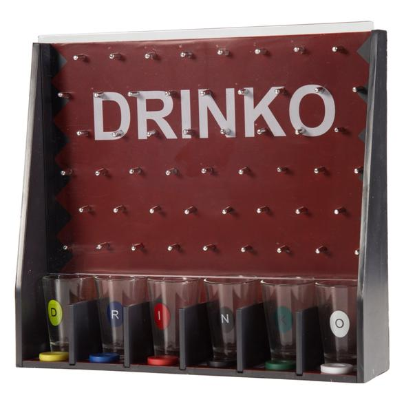 DRINKO SHOT OYUNU