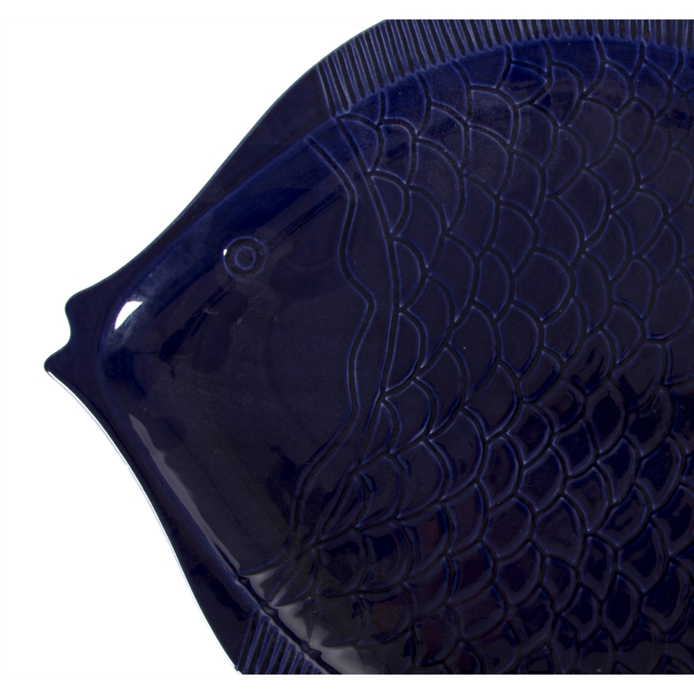 BLUE FISH SERVİS TABAĞI 41CM
