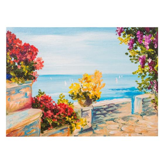 SUMMER ON THE WALL TABLO 50X70 CM