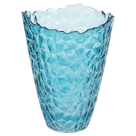 SHARP BLUE VAZO 29 CM