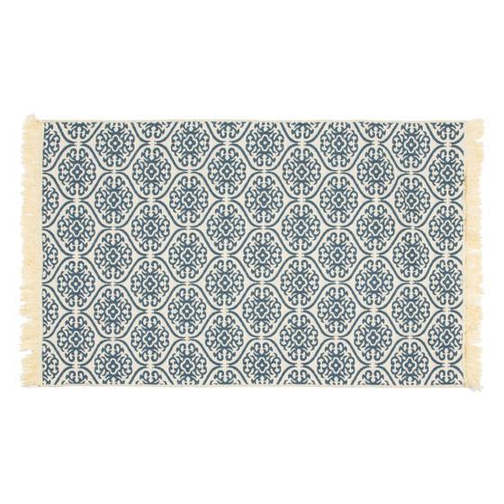 Sisam Kilim Mavi 80x130 cm