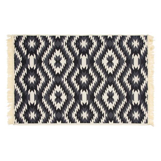 Savanna Kilim Siyah 80x130 cm