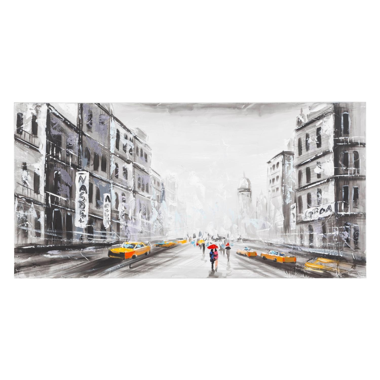 STREET YAĞLI BOYA TABLO 60X120