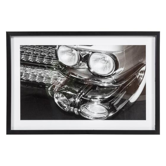 CAR HEADLIGHT PANO 60X90 CM