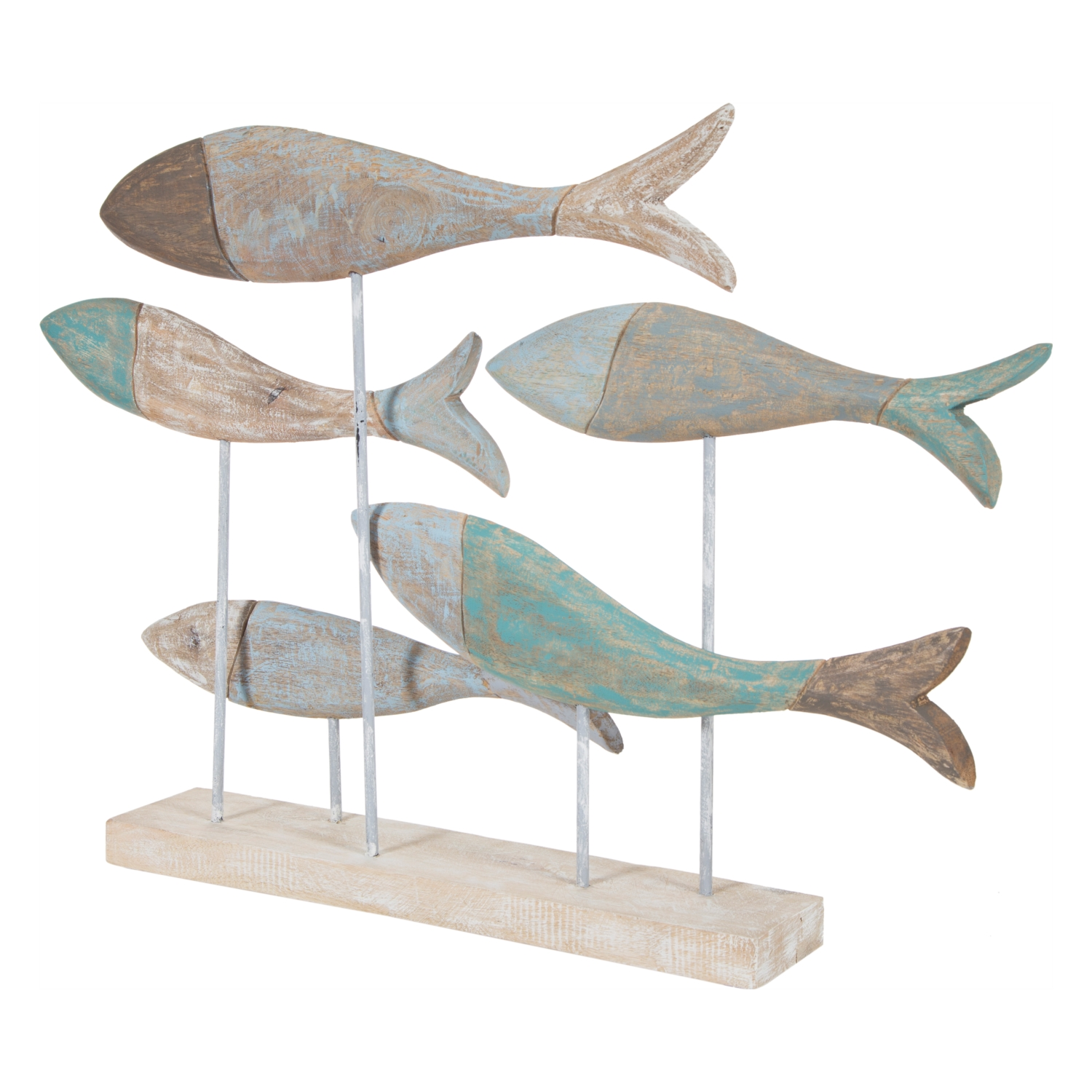 SCHOOL OF FISH MARINE BİBLO 75X52CM