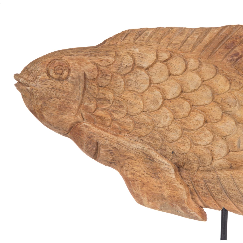 NATURAL FISH II BİBLO 46X54 CM