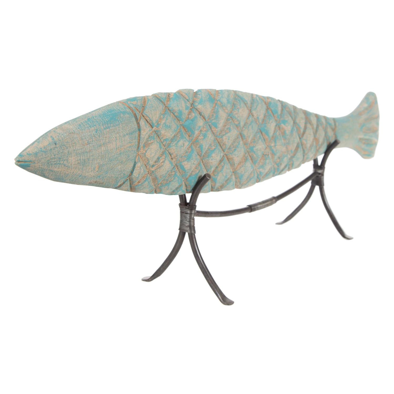 BLUE FISH BİBLO 89X27 CM
