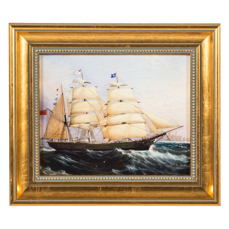 SHIPPING SCENE I PANO 25X20 CM
