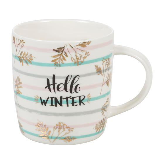 HELLO WINTER KUPA 350 ML