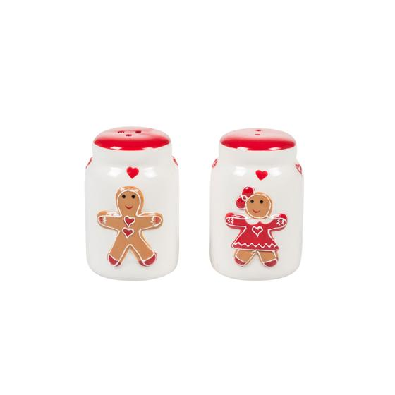 GINGER BREAD TUZLUK BİBERİK SET