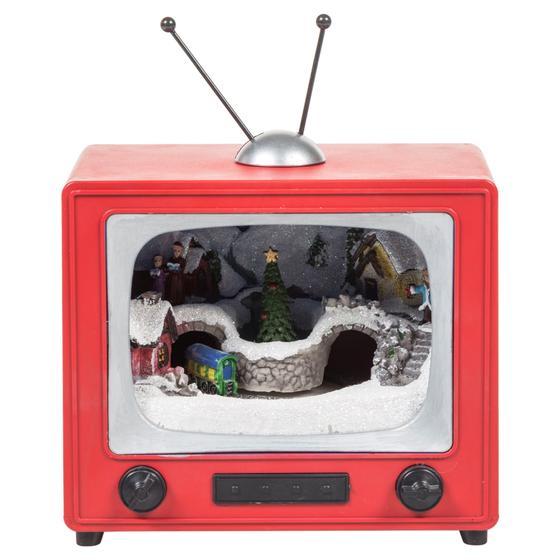 TV IŞIKLI YILBAŞI MÜZIK KUTUSU 1