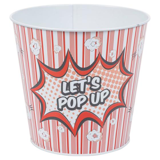POPCORN KOVASI LET'S POP UP - BÜYÜK