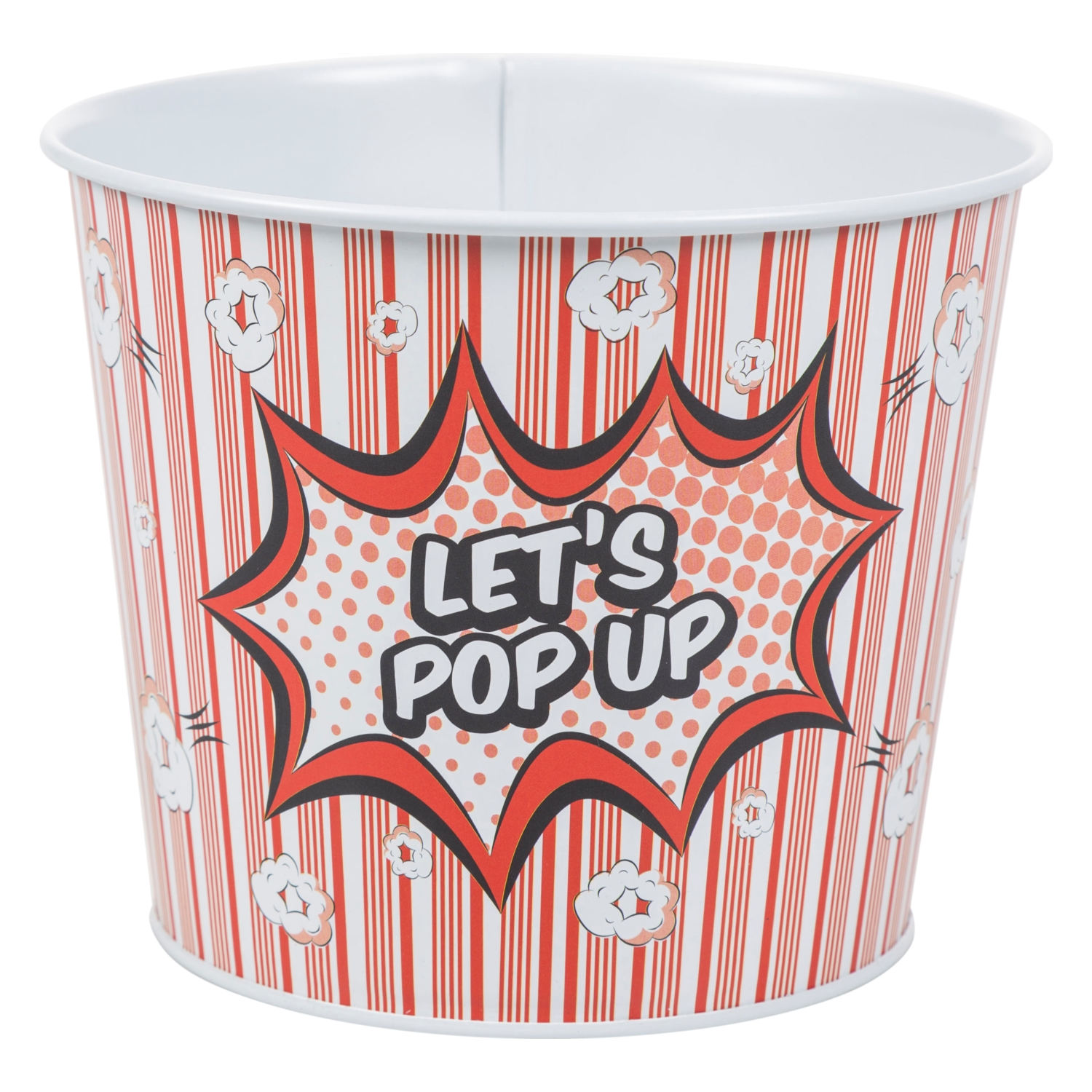 POPCORN KOVASI LET'S POP UP - KÜÇÜK
