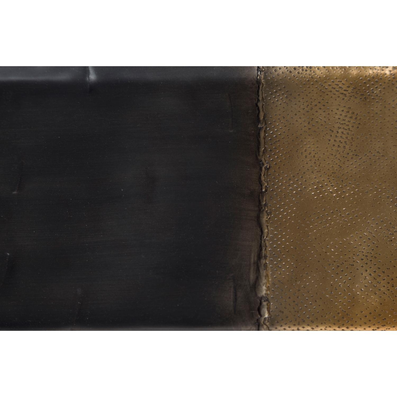 HORUS BLACK DEKORATİF TEPSİ 50 CM