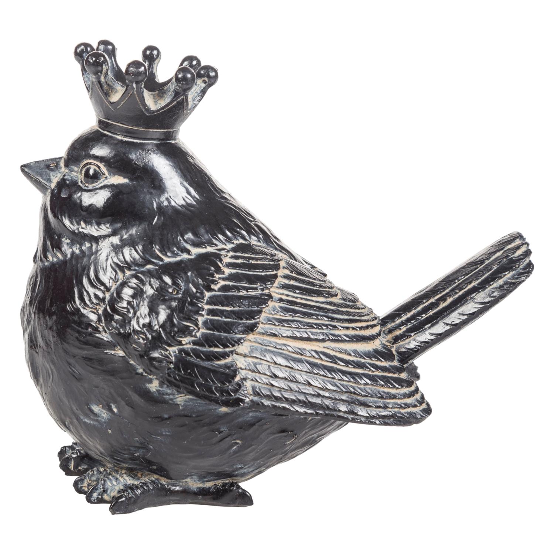WATTLED BIRD 24X21 CM