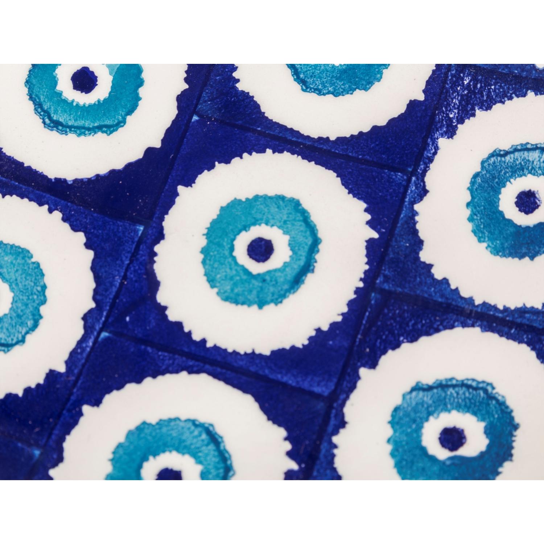 BLUE EYE PASTA TABAĞI 24 CM