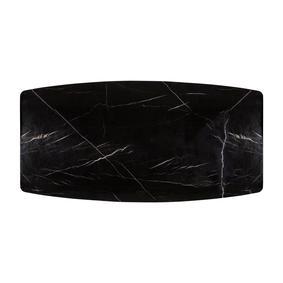 TOROS BLACK CİLALI MERMER TABLA 200