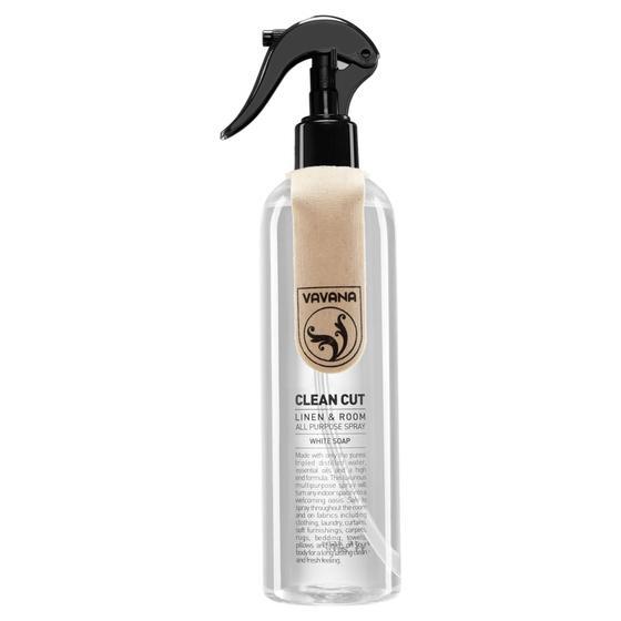VAVANA CLEAN CUT WHITE SOAP 400ML