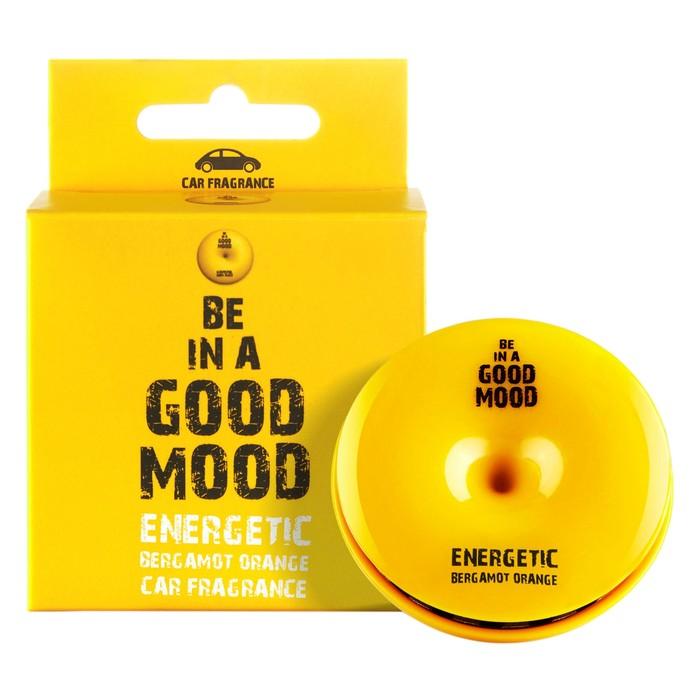 BE IN A GOOD MOOD ENERGETIC BERGAMOT ORANGE
