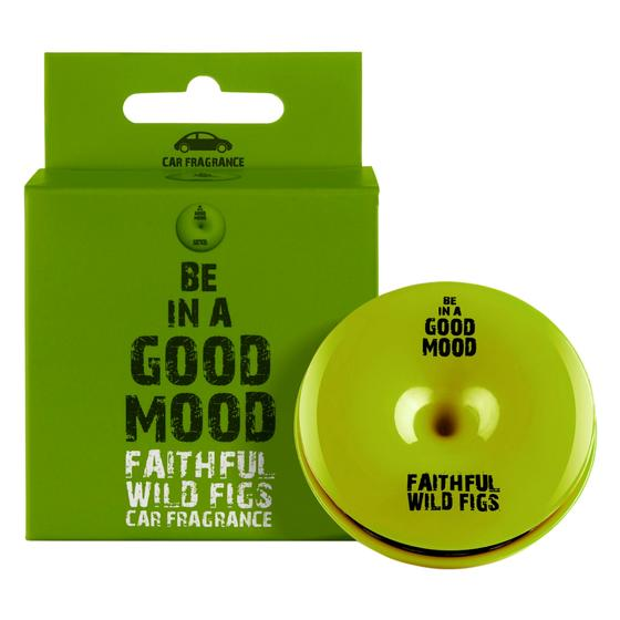 BE IN GOOD MOOD FAITHFUL İNCİRLİ OTO KOKUSU