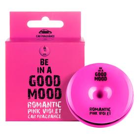 BE IN A GOOD MOOD ROMANTIC PINK VIOLET