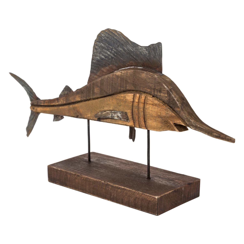 FISH BİBLO 31x7,6x19CM