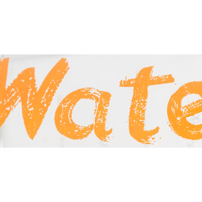 WATER BARDAK  TURUNCU 570 ML