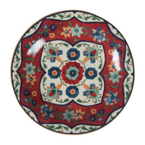 MOTİF TATLI TABAĞI - 24 CM