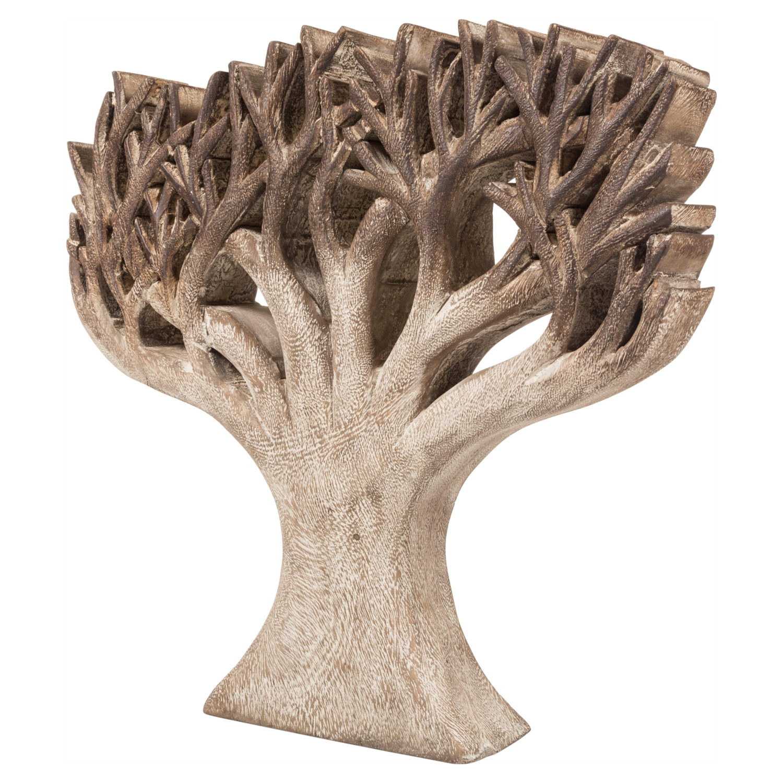 BARE TREE BİBLO 38X38CM