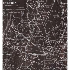 MAP PANO 60X90CM