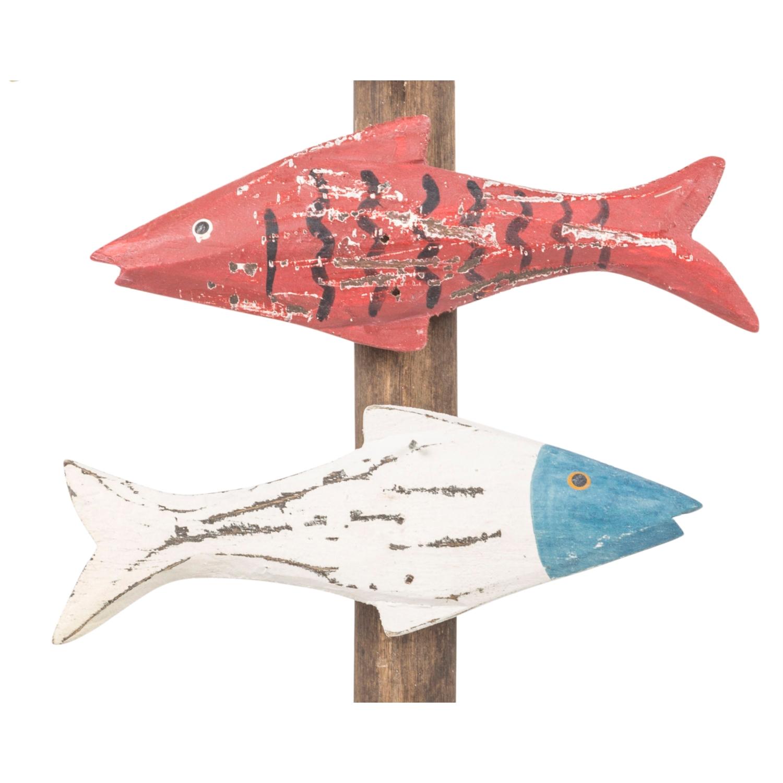 FISH ON FISH BİBLO 15X12,5X34CM