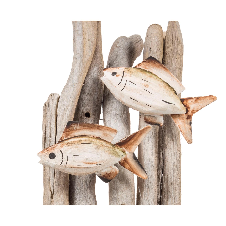 HANGING FISH BİBLO 15X16,5X32CM