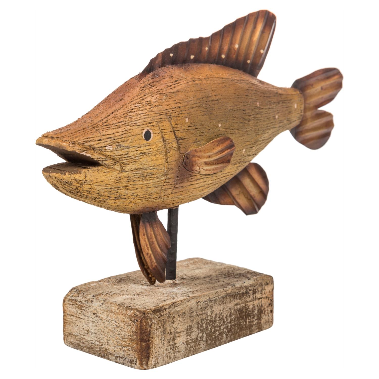 FISH BİBLO 31x7,6x21,5CM