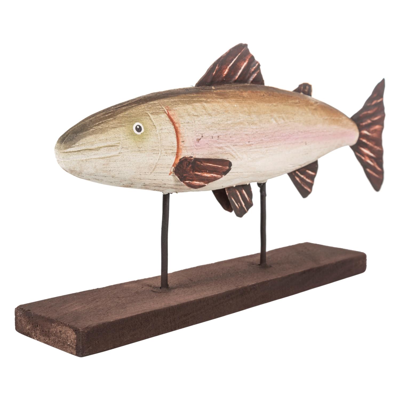 FISH BİBLO 40,6x7,6x22CM