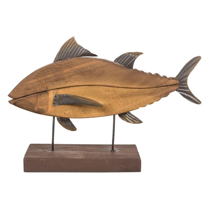FISH BİBLO 26x7,6x18CM