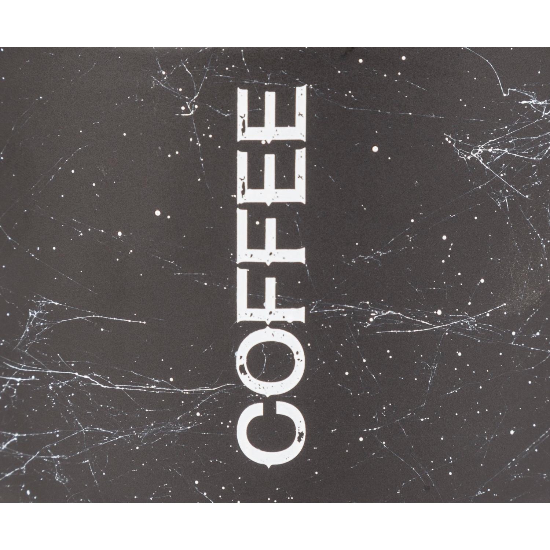 MERMER DOKULU KAVANOZ  - COFFEE 900CC